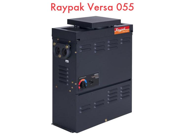 raypak pool heater instructions