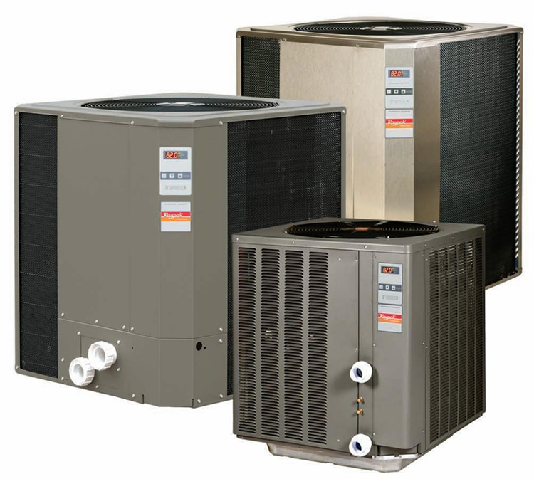 Raypak Digital Heat Pump