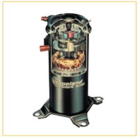 raypak heat pump copeland scroll